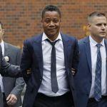 Cuba Gooding Jr taken into custody in New York on Thursday