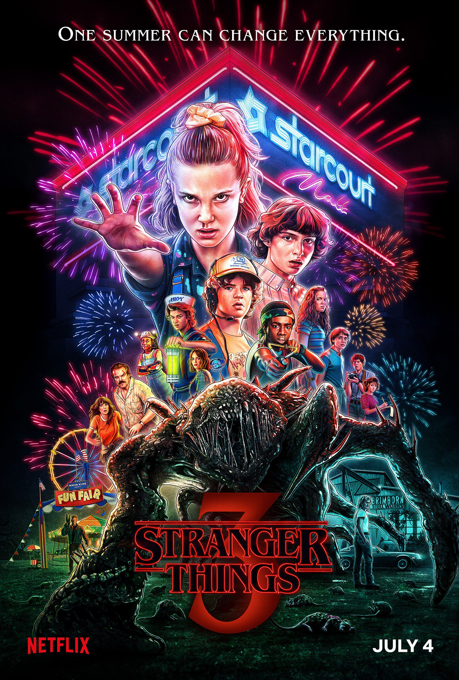 Stranger Things 3 soundtrack announced