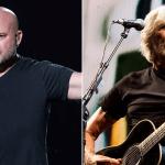 David Draiman and Roger Waters