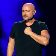 Disturbed's David Draiman at Madison Square Garden