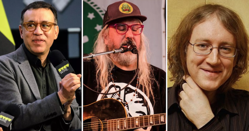 Dinosaur Jr.'s Camp Fuzz to feature MBV's Kevin Shields, Fred Armisen, Damian Abraham