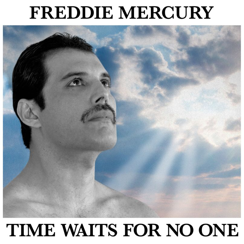 "Freddie Mercury's ""Time Waits For No One"""