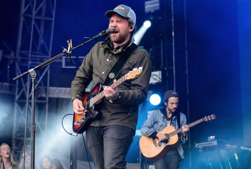 Frightened Rabbit Tiny Changes A Celebration of The Midnight Organ Fight tribute album julien baker aaron dessner biffy clyro