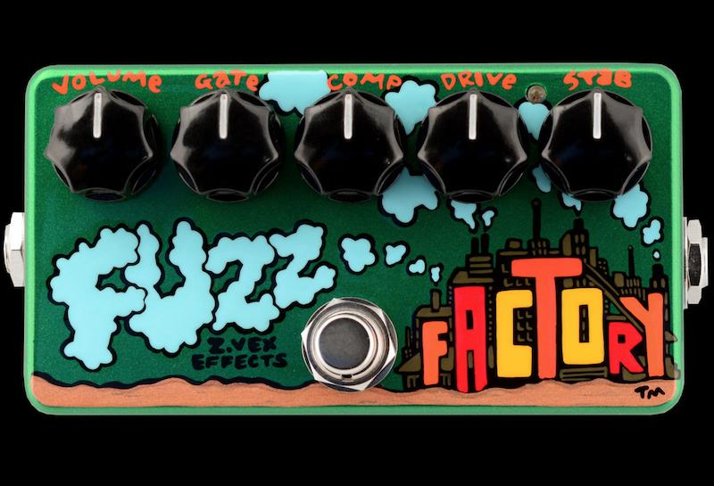 Goon Check Engine Light Origins ZVEX Fuzz Factory