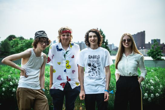 Calpurnia, photo by Julia Drummond governors ball 2019