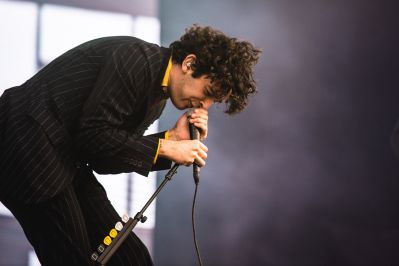 The 1975, photo by Julia Drummond