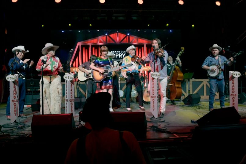 Grand Ole Opry at Bonnaroo 2019