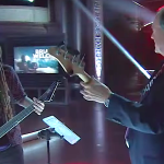 Brian Head Welch and Mike Huckabee