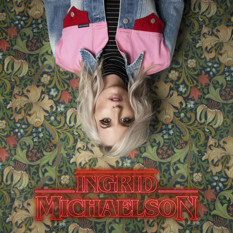 Ingrid Michaelson Stranger Songs Album Cover Artwork