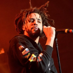 J. Cole, photo by Ben Kaye