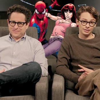 JJ Abrams Henry Abrams Spider-Man Marvel Comics