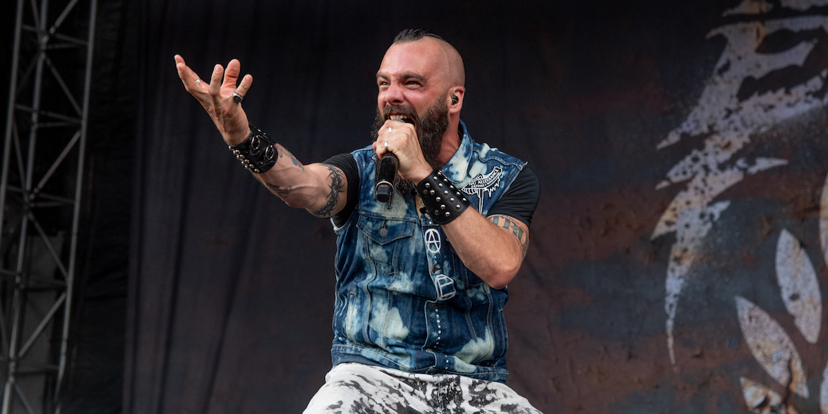 Killswitch Engage's Jesse Leach on New Album| Video