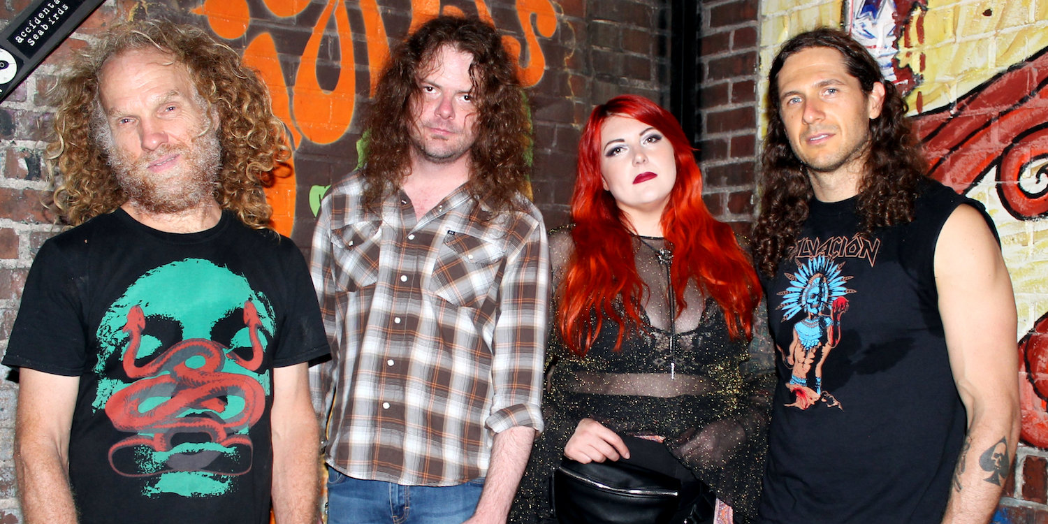 """Lightning Born unveil video for new song """"Renegade"""": Stream"""