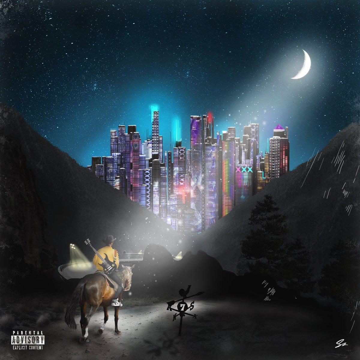 X Album Lil Nas X - 7 | Album ...