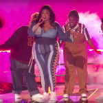 Juice Lizzo at the 2019 MTV Movie & TV Awards