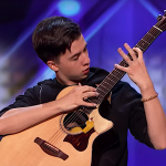 Marcin Patrzalek on America's Got Talent