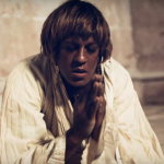 "Mykki Blanco as Joan of Arc in Madonna's video for ""Dark Ballet"""