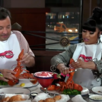 Nicki Minaj The Tonight Show Starring Jimmy Fallon Red Lobster