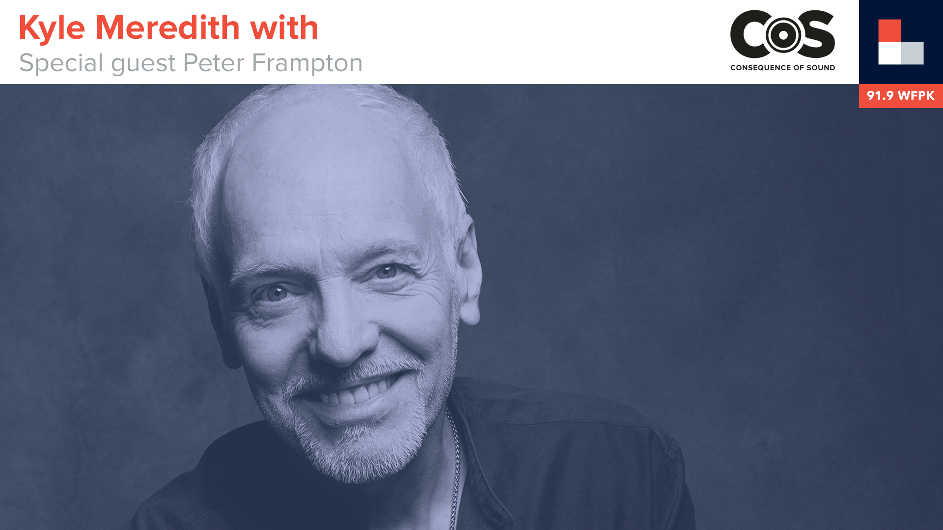 kyle meredith with peter frampton interview podcast consequence of sound. Black Bedroom Furniture Sets. Home Design Ideas