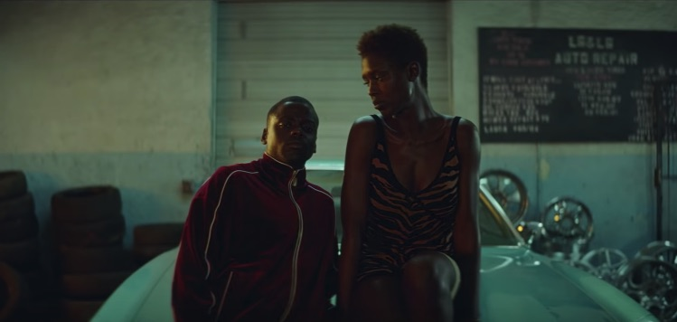 Queen & Slim trailer Lena Waithe Melina Matsoukas Daniel Kaluuya Jodie Turner-Smith Sturgill Simpson