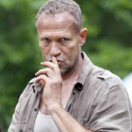 Michael Rooker in The Walking Dead