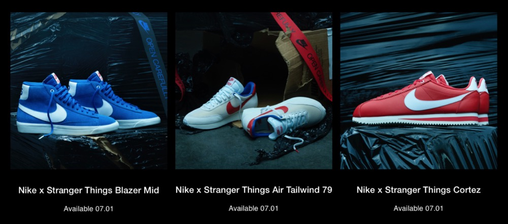 Nike Releases \
