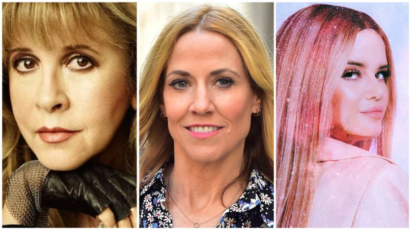 Sheryl Crow Stevie Nicks Maren Morris Prove You Wrong Collaboration Threads