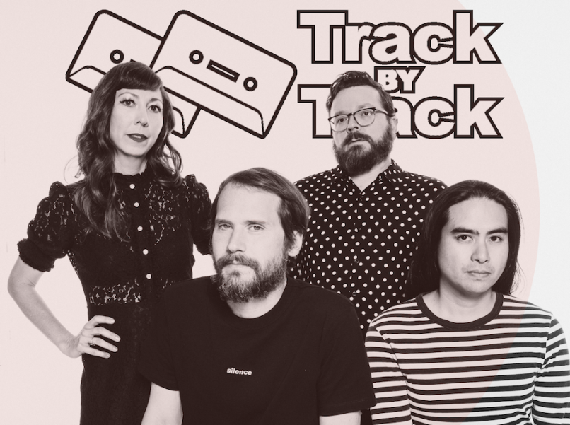 Silversun Pickups Track by Track, photo by Claire Marie Vogel WIDOW'S WEEDS stream new album