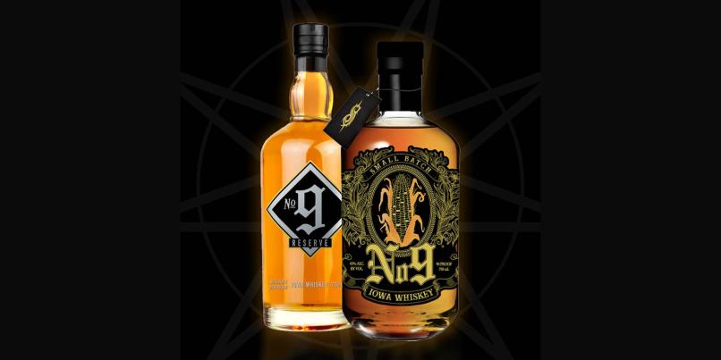 Slipknot No. 9 Iowa Whiskey