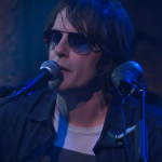 Spiritualized on Colbert