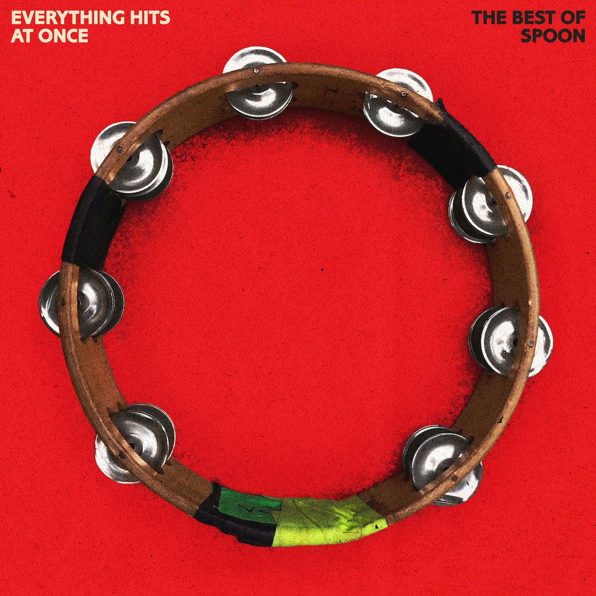 Spoon Everything Hits At once artwork cover digital