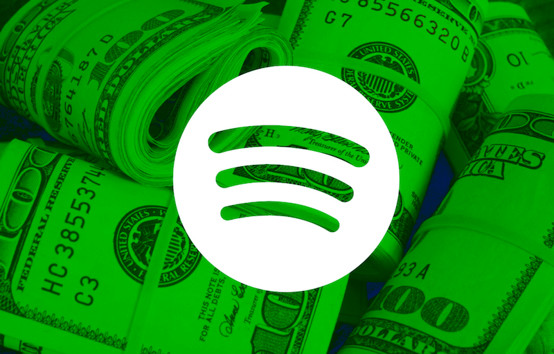 "Spotify ""Overpaid"" Royalties in 2018, Wants Refund 