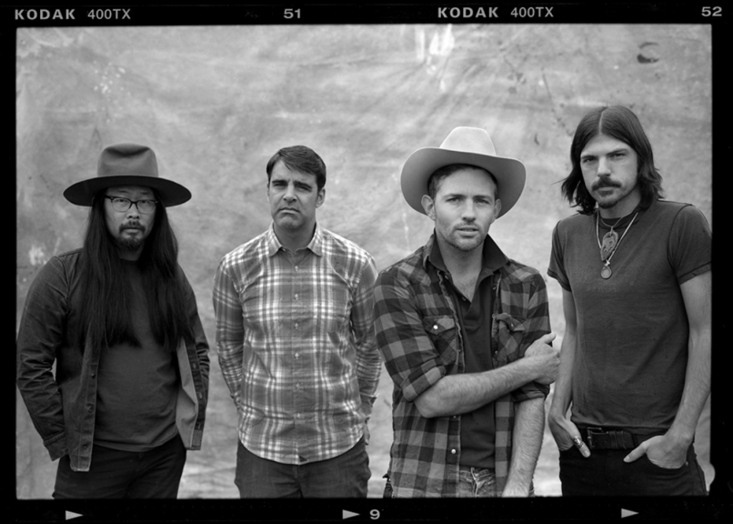 The Avett Brothers, photo by Taylor Vaughn