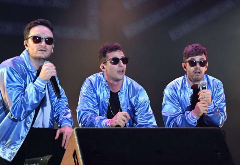The Lonely Island at Bonnaroo 2019