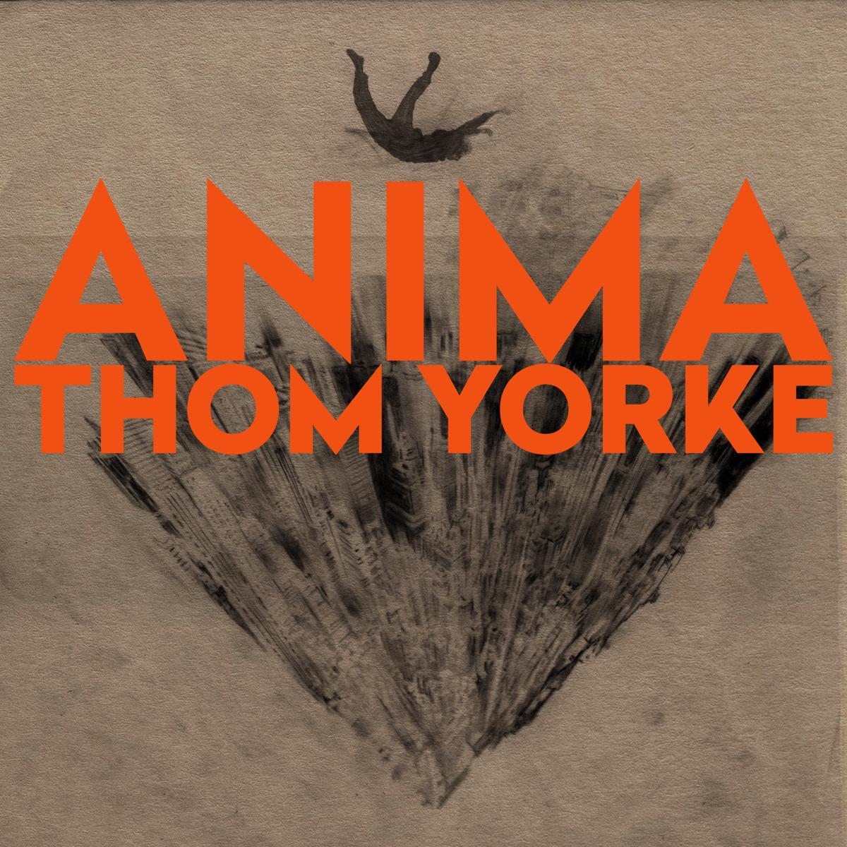 Thom Yorke Anima artwork