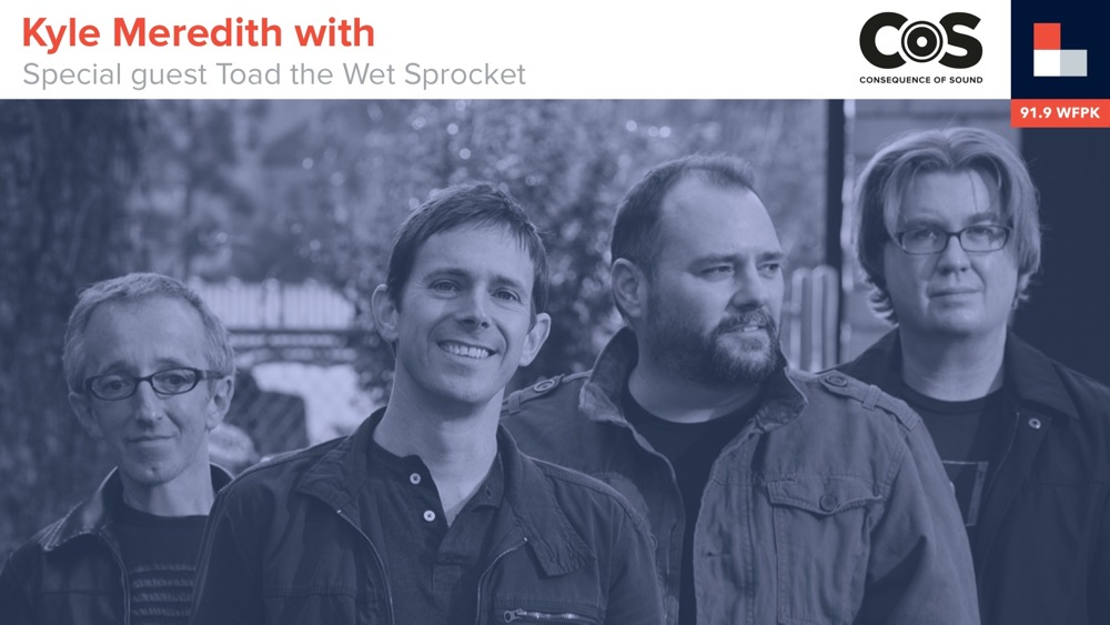 Toad the Wet Sprocket on Being Mistaken for Christian Rock