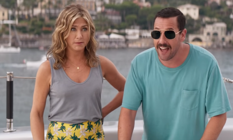 adam sandler murder mystery sets netflix record streaming numbers