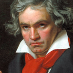 beethoven hair auction bid buy classical music