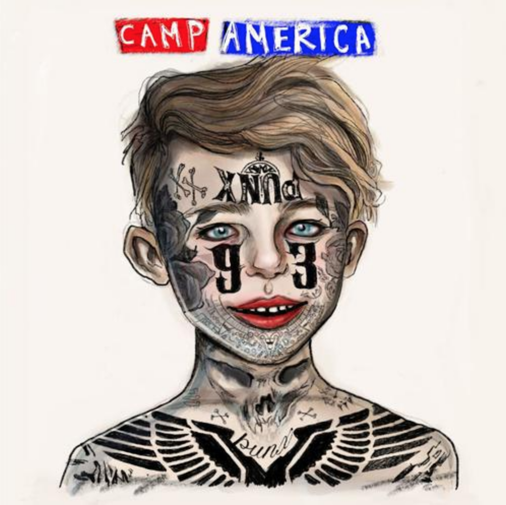 camp america vic mensa song video 93punx ICE Vic Mensas 93PUNX delivers provocative new single Camp America: Stream