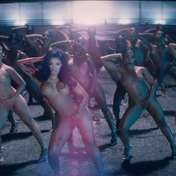 Cardi B Press Music Video Hip-hop rap