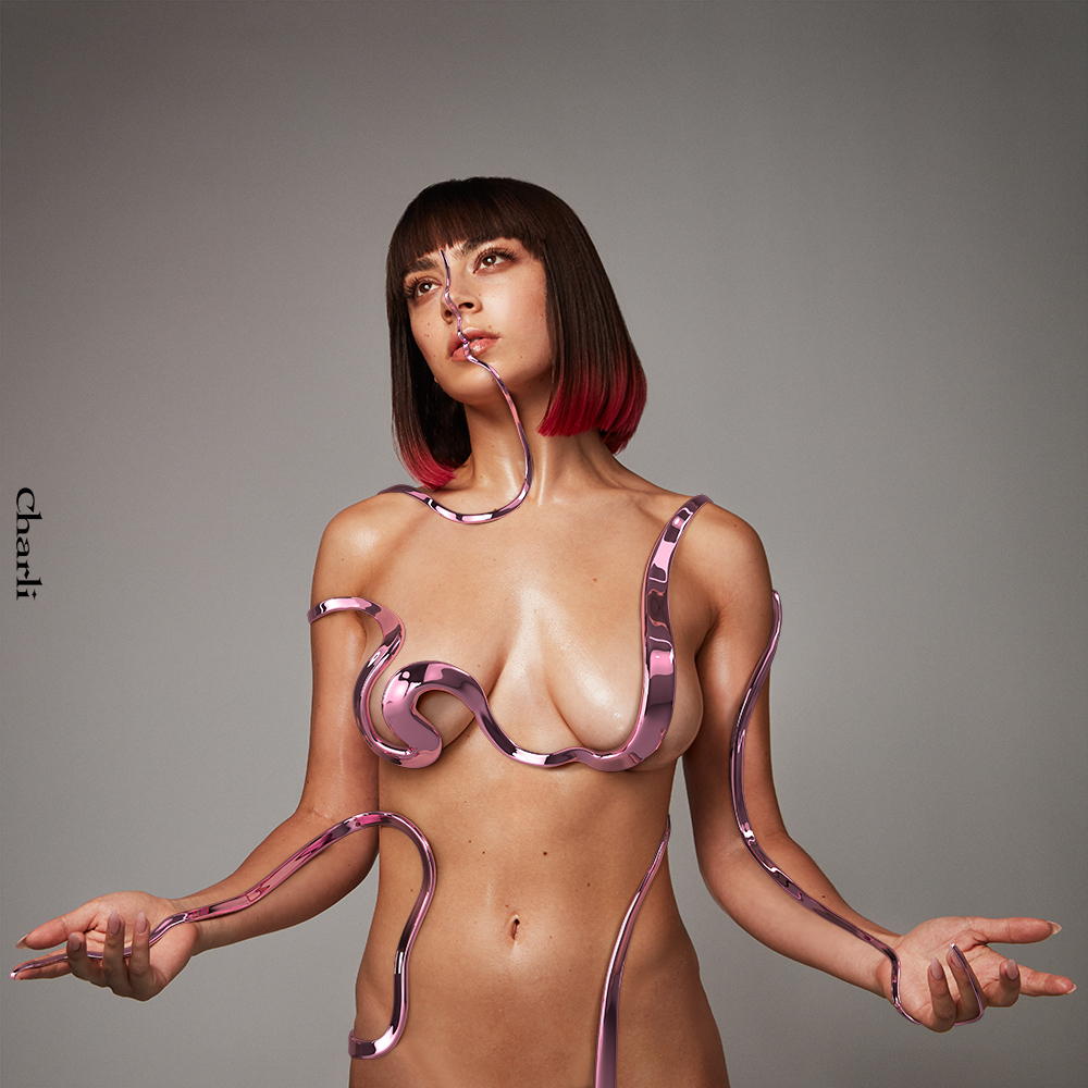 charli xcx charli album cover artwork Charli XCX premieres star studded new album Charli: Stream