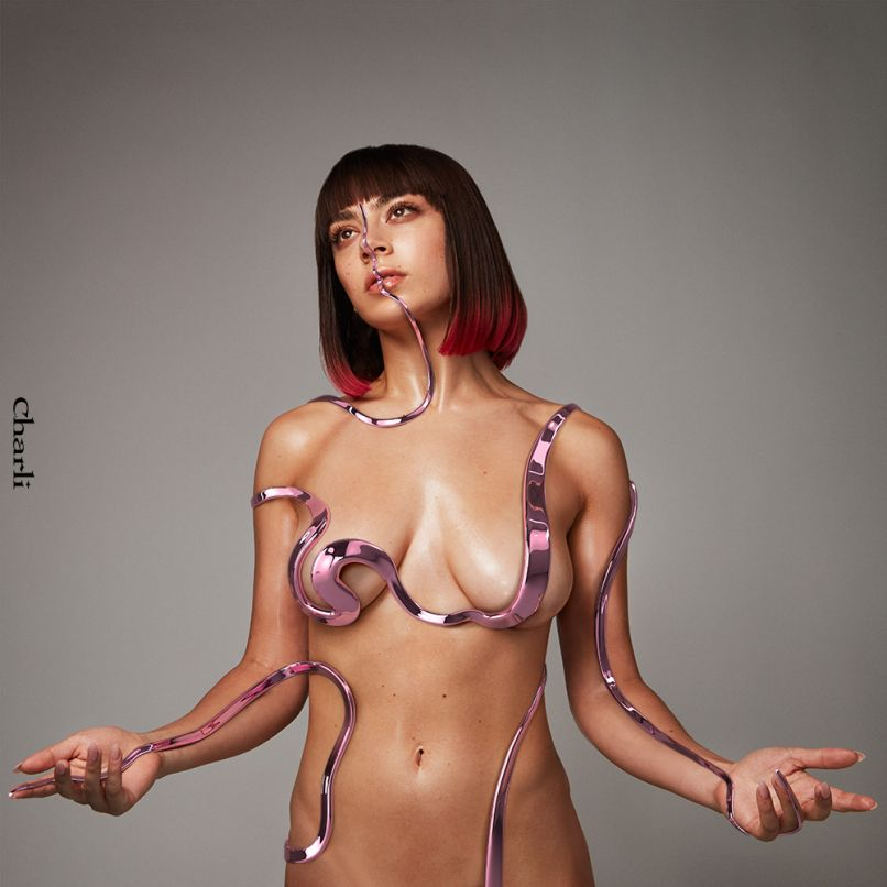 charli xcx charli album cover artwork Top 50 Albums of 2019