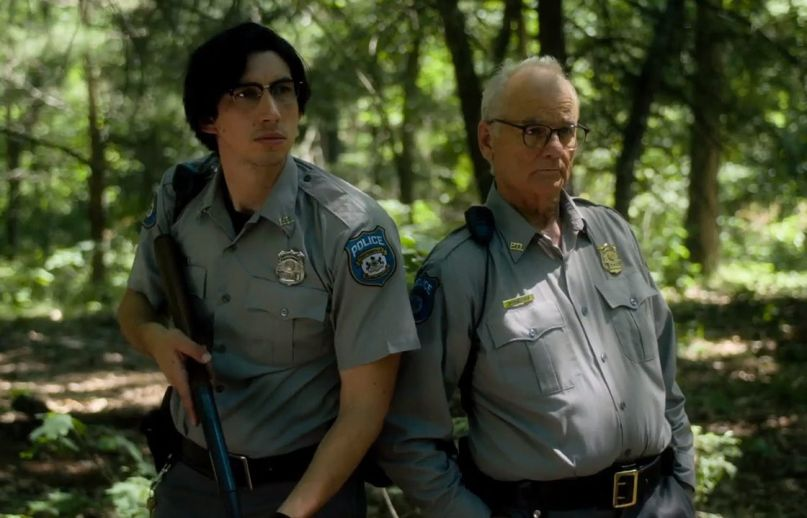 the dead dont die jim jarmusch movie adam driver bill murray