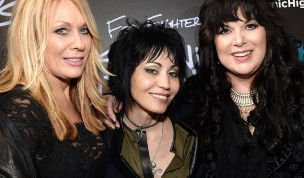 """Heart expand """"Love Alive 2019 Tour"""" with Joan Jett"""