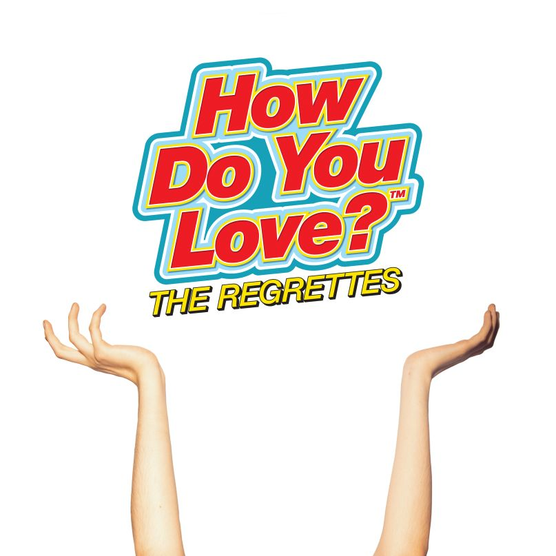 Výsledek obrázku pro The Regrettes – How Do You Love?