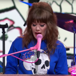 "jenny lewis ""wasted youth"" colbert performance us tour dates tickets 2019"