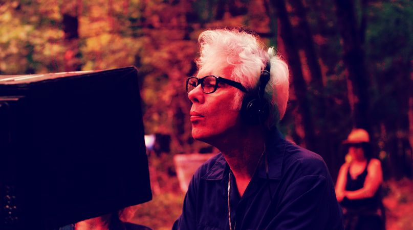 Jim Jarmusch on The Dead Don't Die Set