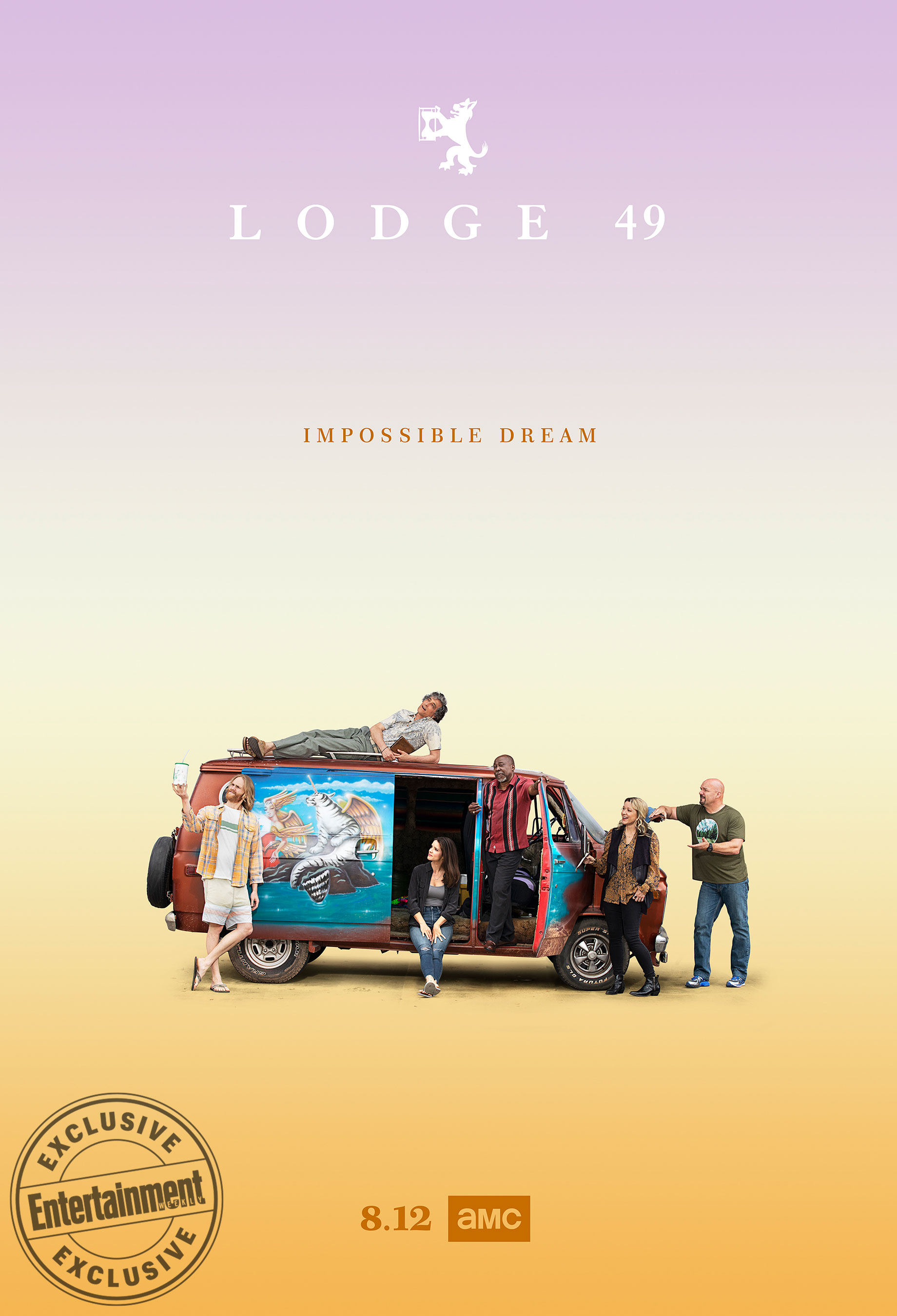 Watch New Teasers from Lodge 49 Season Two | TV News | Consequence of Sound