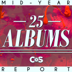 Top 25 Albums So Far, 2019 Mid-Year Report