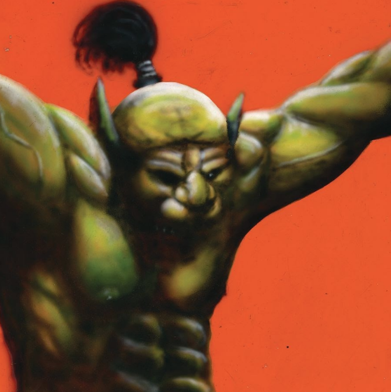 oh sees face stabber new album artwork cover Oh Sees announce new album, Face Stabber, share Henchlock: Stream